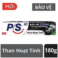 Kem Đánh Răng Than Hoạt Tính P/S (180g)