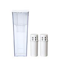 Bình lọc nước cầm tay Cleansui CP012/EJ101 0.9L - Hàng nhập khẩu (Bản đặc biệt tặng kèm 2 lõi)