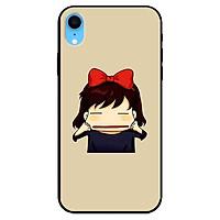 Ốp lưng dành cho Iphone X / Xs - Iphone Xs Max - Iphone Xr mẫu Anime Cô Gái Véo Má