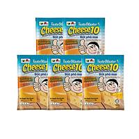 [ Combo 5 Gói ] Bột Phô mai Malaysia - Cheese Taste Blaster - 30g/ gói  Thơm ngon tiện dụng bột lắc khoai lắc gà vô cùng tiện dùng cho gia đình bạn