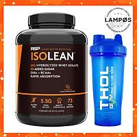 Combo RSP ISOLEAN, Whey Protein Isolate Siêu Tinh Khiết Hấp Thụ Nhanh, Tăng Cơ Nạc (2.2kg - 73 lần dùng) - Kèm Bình Lắc (Màu ngẫu nhiên)