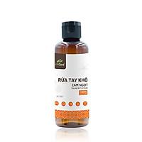 Gel rửa tay khô tinh dầu Cam 24Care 100ML – kết hợp tinh dầu tràm trà, diệt khuẩn 99,9%