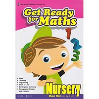 Bộ SGK Toán Singapore lớp mẫu giáo - Get Ready for Maths - Nursery