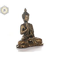 Tượng Phật Thiền Bắt Ấn - Có Thể Trưng Sân Vườn
