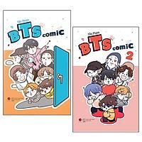 Combo BTS Comic + BTS Comic 2 (Bộ 2 Cuốn)