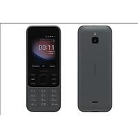 Điện thoại Nokia 6300 4G -Hàng chính hãng- Charcoal