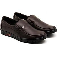 Giày ông già da bò thật VO KK 445
