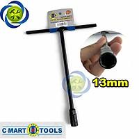 Cần tuýp chữ T 13mm C-Mart F0094-13 màu đen