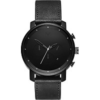Đồng hồ Nam MVMT Dây Da - D-MC01BL
