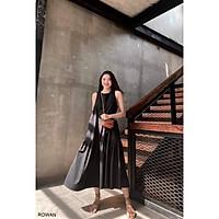 Đầm maxi đuôi cá Rowan dress - đầm dự tiệc thiết kế - váy maxi đuôi cá - đầm suông thiết kế