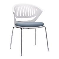 Ghế đa năng cao cấp khung kim loại dùng trong phòng họp, ngoài trời, pantry, nhà hàng, quán cafe, bàn trang điểm... mã sản phẩm K000-020, K000-021