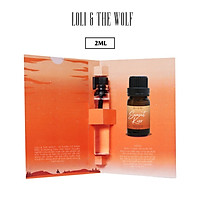 Nước hoa vùng kín nữ - Sunset Kiss Eau De Parfum - chai 2ml- LOLI & THE WOLF