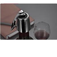 Dụng cụ đậy miệng chai inox - 4x6.3cm