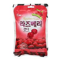 Kẹo trái cây vị mâm xôi 100g (CW)