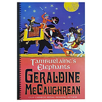 Usborne Middle Grade Fiction: Tamburlaine's Elephants