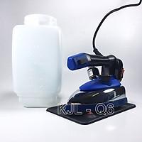 Bàn ủi hơi nước KJL-Q6  (Màu xanh)