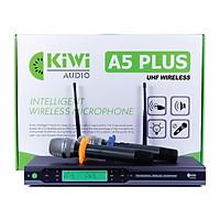 Micro không dây Kiwi A5 Plus - Hàng chính hãng