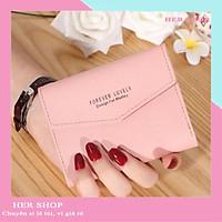 Ví nữ đẹp giá rẻ cầm tay mini nhiều ngăn thời trang cao cấp nhỏ gọn dễ thương LOT STORE VD454