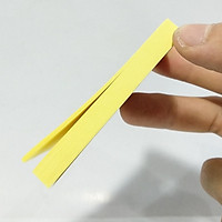 Bộ 3 Giấy Note Double A - Màu Vàng