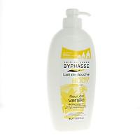 Sữa tắm dưỡng da hương vanilla Byphasse 1L