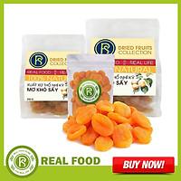 Túi Mơ Sấy REAL FOOD STORE (100g/250g/500g)