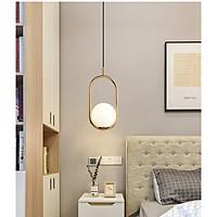 Đèn thả KOW trang trí nội thất cao cấp kèm bóng LED chuyên dụng