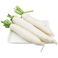 [Chỉ giao HCM] - Củ cải trắng (1kg) - được bán bởi TikiNGON - Giao nhanh 3H
