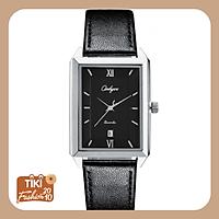 Đồng hồ Onlyou Nam 81089GB Dây Da 40mm