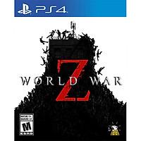 Đĩa game PS4 World War Z - Hàng Nhập Khẩu