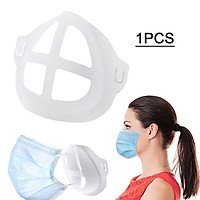 3D Cool Face Mask Bracket, Internal Support for Nose and Mouth, Waterproof Breathable Face Cover Bracket Support Holder,