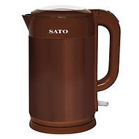 Ấm Siêu Tốc SATO ST-1803 (N) 1.8L - Hàng Chính Hãng
