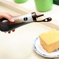 Bình gia vị lỏng nắp đậy thông minh, tiện dụng (nâu) - Hàng Nội Địa Nhật