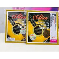 Dây lẻ alice Aw432(011.52)cho đàn acoustic