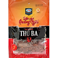 Khô Bò Thu Ba Quảng Ngãi 100 gr dạng miếng