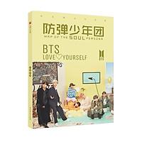 Photobook BTS Persona mẫu tháng 10 năm 2019