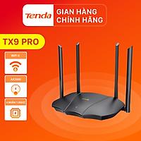 Thiết bị phát Tenda Wifi TX9 Pro Chuẩn Wifi 6 AX3000Mbps - Hàng Chính Hãng