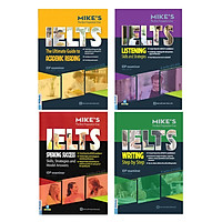 Combo Trọn Bộ Academic Ielts Mike