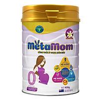 Sữa bột Nutricare MetaMom ít ngọt giảm béo chăm sóc toàn diện cho mẹ bầu & cho con bú (900g)