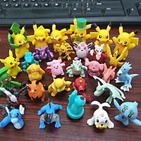Mô Hình Pokemon - Bộ sưu tập đồ chơi Pokemon (30 chi tiết)
