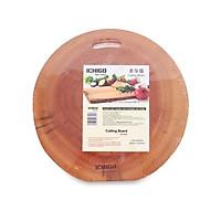 Thớt gỗ tròn Ichigo IG-7028 (30 x 2,8 cm)