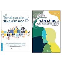 Combo 2 cuốn sách : Tâm Lý Học - Nghệ Thuật Giải Mã Hành Vi + Thay Đổi Cuộc Sống Với Nhân Số Học