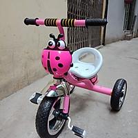 Xe đạp 3 bánh bình nước + giỏ con bọ