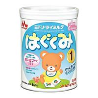 Sữa Morinaga Hagukumi 850G (0 - 6M)