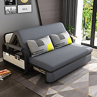 Ghế sofa giường kéo thông minh đa chức năng Giường khung thép gấp gọn bền bỉ và hiện đại thích nghi mọi không gian sử dụng