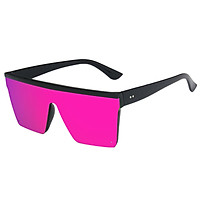 Trendy Frame Retro Square Sunglasses Women Men Outdoor Sun Glasses Unisex