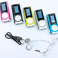 Máy nghe nhạc MP3 LCD Pro: Có màn hình + đèn pin + tai nghe - Hàng chính hãng [MP3dai]