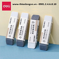 Tẩy 2 đầu Deli 71115 ( tẩy bút máy + bút chì)