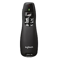 Thiết Bị Trình Chiếu Logitech R400 - Hàng Chính Hãng