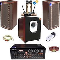 Bộ dàn karaoke  KMP -  6020 BellPlus (hàng chính hãng)