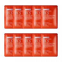 Combo 10 Miếng Mặt Nạ Giấy By Wishtrend Natural Vitamin 21.5% Enhancing Sheet Mask